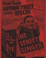 Poster for The Street Singer (1937) (1)