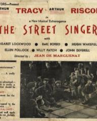 Poster for The Street Singer (1937) (3)