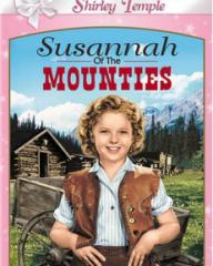 Susannah of the Mounties DVD from 20th Century, 2007