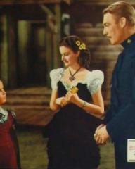 Lobby card from Susannah of the Mounties (1939) (3)