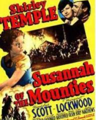 Poster for Susannah of the Mounties (1939) (1)