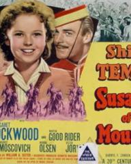 Poster for Susannah of the Mounties (1939) (2)