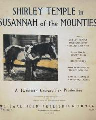 Record sleeve from Susannah of the Mounties (1939) (1)