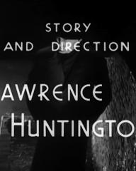 Main title from Suspected Person (1942) (3). Story and direction Lawrence Huntington
