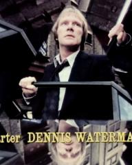 Main title from the 1978 'Messenger of the Gods' episode of The Sweeney (3).  Carter – Dennis Waterman