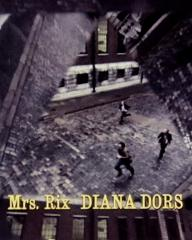 Main title from the 1978 'Messenger of the Gods' episode of The Sweeney (4).  Mrs Rix – Diana Dors