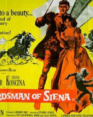 Poster for Swordsman of Siena (1962) (1)