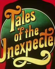 Main title from the 1982 episode of Tales of the Unexpected (1979-88), Death Can Add (1982) opening credits (1)