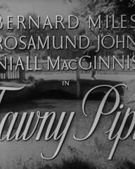 Main title from Tawny Pipit (1944) (3)