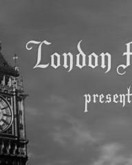 Main title from The Teckman Mystery (1954) (2). London Films present