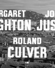 Main title from The Teckman Mystery (1954) (3). Margaret Leighton, John Justin, Roland Culver