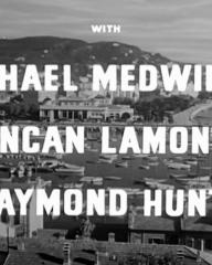 Main title from The Teckman Mystery (1954) (5). With Michael Medwin, Duncan Lamont, Raymond Huntley