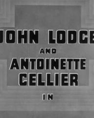 Main title from The Tenth Man (1936) with John Lodge and Antoinette Celiier