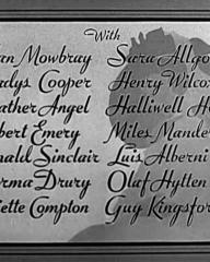Main title from That Hamilton Woman (1941) (4)