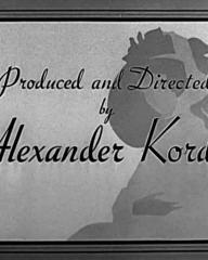 Main title from That Hamilton Woman (1941) (9).  Produced and directed by Alexander Korda