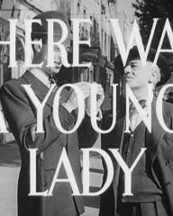 Main title from There Was a Young Lady (1953) (3)