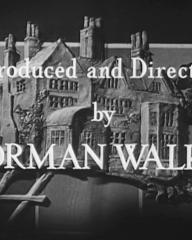 Main title from They Knew Mr Knight (1946) (8). Produced and directed by Norman Walker