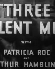 Main title from Three Silent Men (1940) (3)