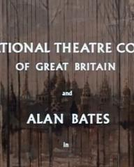 Main title from Three Sisters (1970) (4). The National Theatre of Great Britain and Alan Bates in