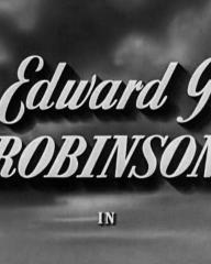 Main title from Thunder in the City (1937) (1).  Edward G Robinson in
