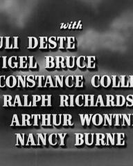 Main title from Thunder in the City (1937) (3).  With Luli Deste Nigel Bruce, Constance Collier, Ralph Richardson, Arthur Wontner, Nancy Burne