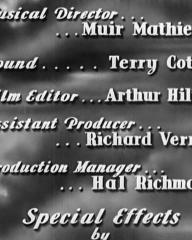 Main title from Thunder in the City (1937) (8)