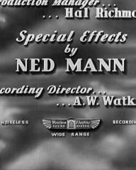 Main title from Thunder in the City (1937) (9)