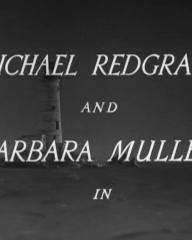 Main title from Thunder Rock (1942) (1). Michael Redgrave and Barbara Mullen in
