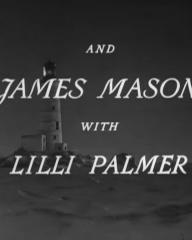Main title from Thunder Rock (1942) (3). And James Mason with Lilli Palmer
