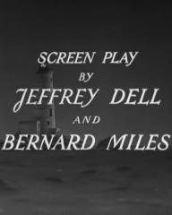 Main title from Thunder Rock (1942) (4). Screenplay by Jeffrey Dell and Bernard Miles