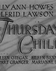 Main title from Thursday's Child (1943)