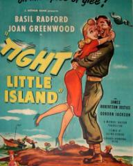 American poster for Tight Little Island [Whisky Galore!] (1949) (1)
