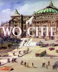Main title from To Paris with Love (1955) (1).  A Two Cities film