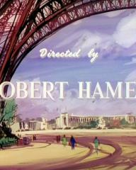 Main title from To Paris with Love (1955) (12).  Directed by Robert Hamer