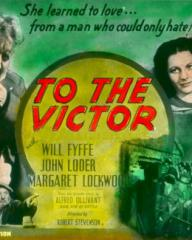 Poster for To The Victor [Owd Bob] (1938) (2)