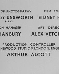 Main title from A Town Like Alice (1956) (9)