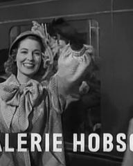 Main title from Train of Events (1949) featuring Valerie Hobson