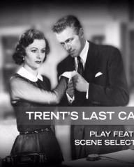 DVD cover of Trent's Last Case (1952) (2)