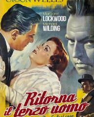 Italian DVD cover of Trent's Last Case (1952) (1)