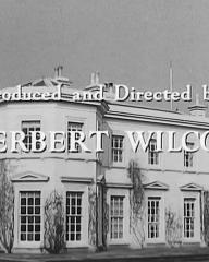 Main title from Trent's Last Case (1952) (10). Produced and directed by Herbert Wilcox