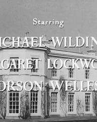 Main title from Trent's Last Case (1952) (4). Starring Michael Wilding, Margaret Lockwood, Orson Welles