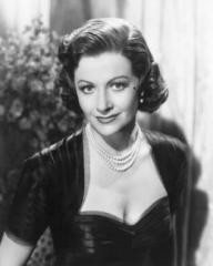 Margaret Lockwood (as Margaret Manderson) in a photograph from Trent's Last Case (1952) (2)