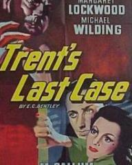 Poster for Trent's Last Case (1952) (2)