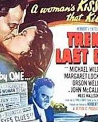 Poster for Trent's Last Case (1952) (4)