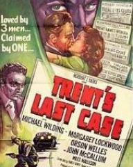 Poster for Trent's Last Case (1952) (5)