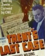 Poster for Trent's Last Case (1952) (6)
