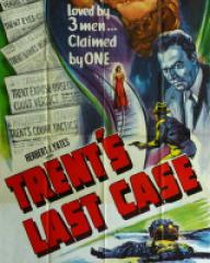 Poster for Trent's Last Case (1952) (9)