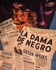 Spanish poster for Trent's Last Case (1952) (1)