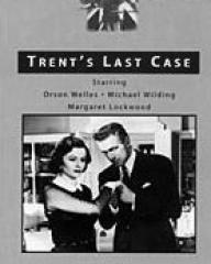 Video cover from Trent's Last Case (1952) (2)