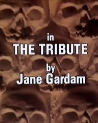 Opening credits from the 1983 'The Tribute' episode of Tales of the Unexpected (1979-1988) (6). By Jane Gardam